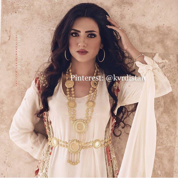 Kurdish dress ❤️ Pinterest: @kvrdistan