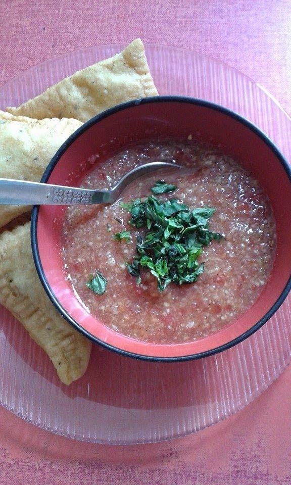 Gazpacho - ahogy én készítem