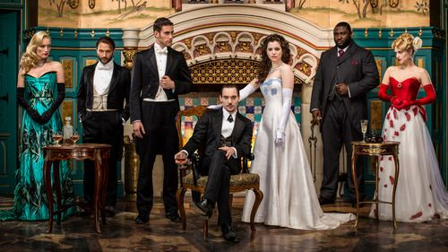 Dracula - I will miss it so much. Best vampire show since Buffy.