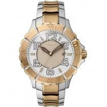 VOGUE City Two Tone Stainless Steel Bracelet 77022.1