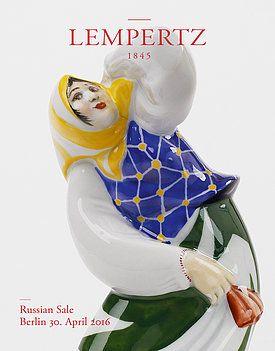 Russian Sale! Now online:  https://www.lempertz.com/en/catalogues/detail/1065-2-russian-porcelain-and-drawings.html    #russiansale #russia #berlin #auction #lempertz #catalog #artauction