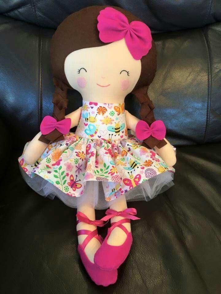 5150 besten Dolls Bilder auf Pinterest | Plüsch, Trapillo und Feltro