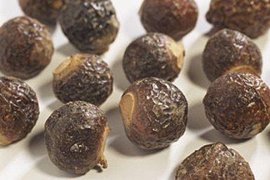 La semilla que produce jabón: Las nueces de jabón como alternativa al detergente