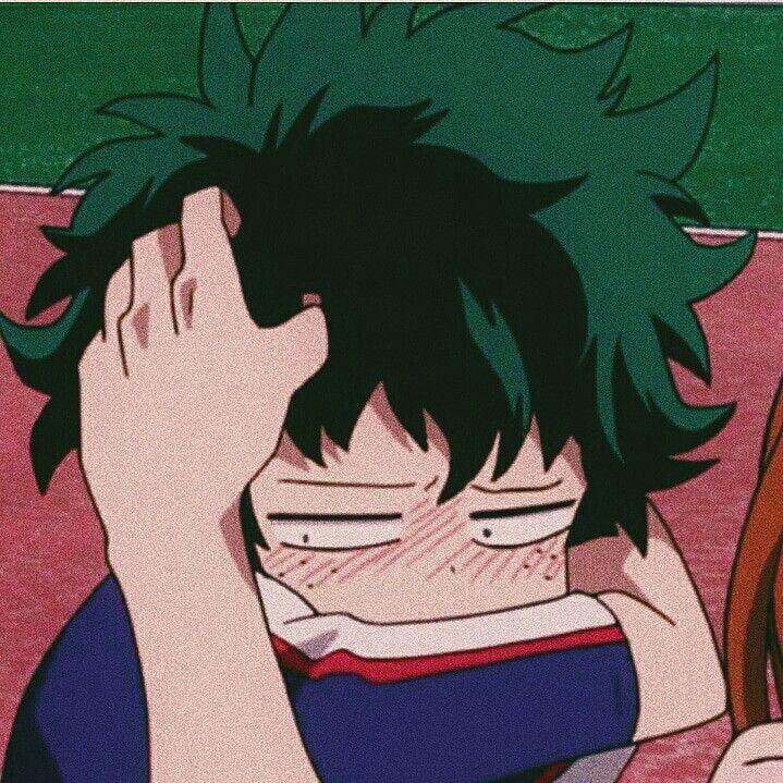 Tags; anime icons pastel aesthetic bnha deku