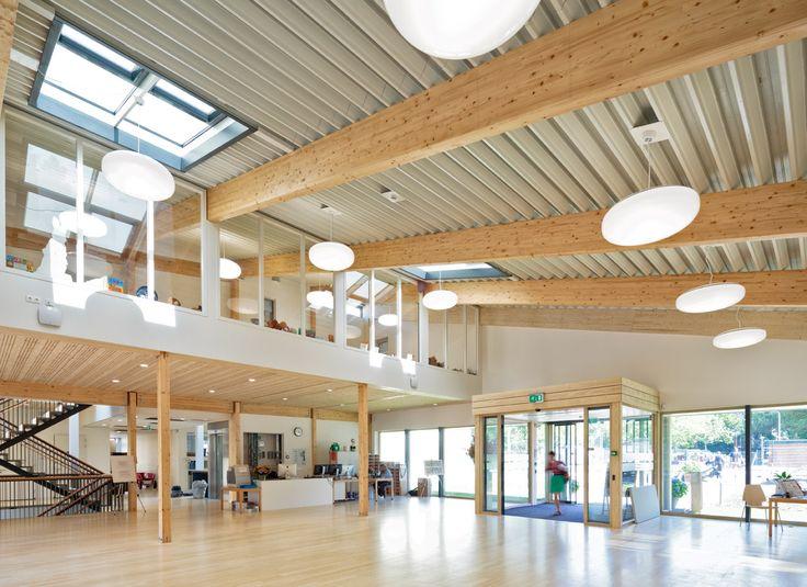 Kraaijvanger, Early Childhood Centre, Wassenaar. Photo Ronald Tilleman