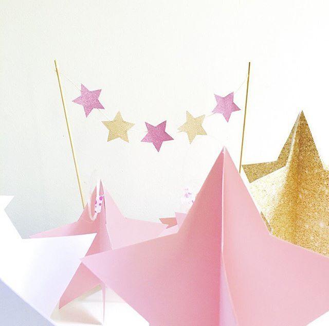 Allestimenti stellari per un primo compleanno da sogno ⭐️ @fabulouspartydesign…