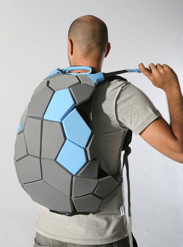 awesome, unique and geeky backpack designs