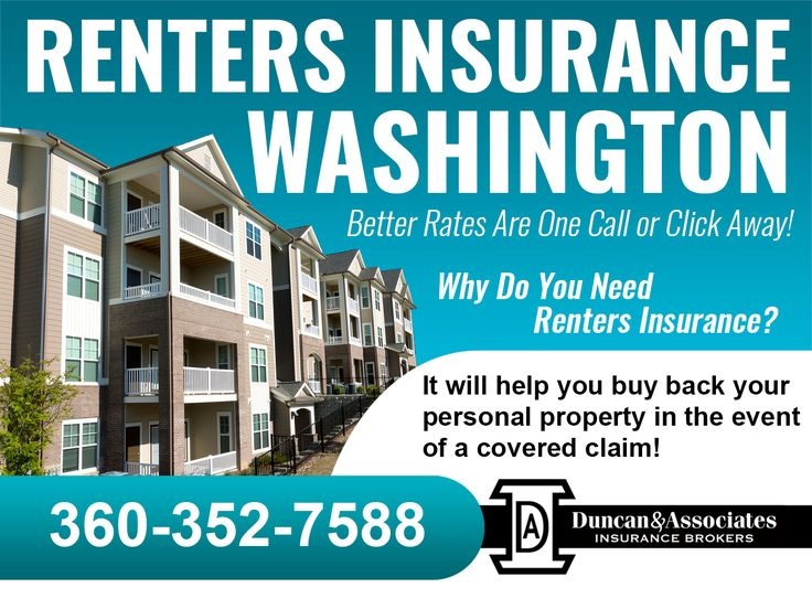 Why do you need Olympia renters insurance? Because it will ...