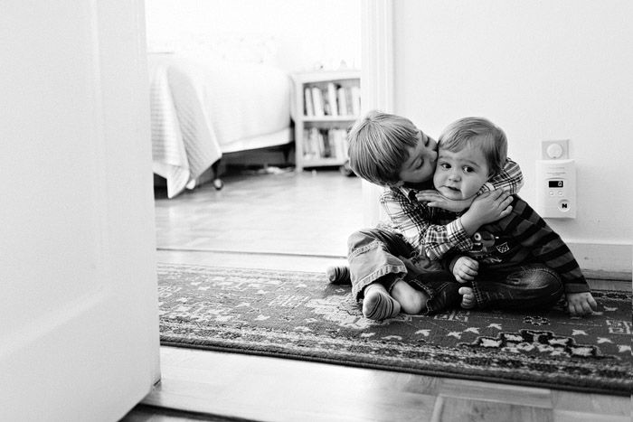 brotherly love.