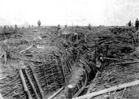 Battle of Messines Tunnels