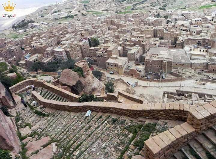 مدينة ثلاء التاريخة عمران إحدى المدن اليمنية التاريخية يرجع تاريخها إلى فترة مملكة حمير وهي واحدة من خمس مدن ضمن مواقع التراث City Ruins Ancient Cities