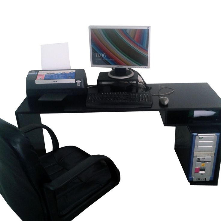 1000 idee n over escritorio para computadora op pinterest - Escritorio de trabajo ...