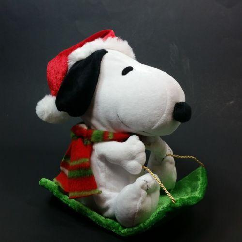 Dancing-Snoopy-Sled-Christmas-2012-Animated-Music-Peanuts-Stuffed-Animal-Gemmy