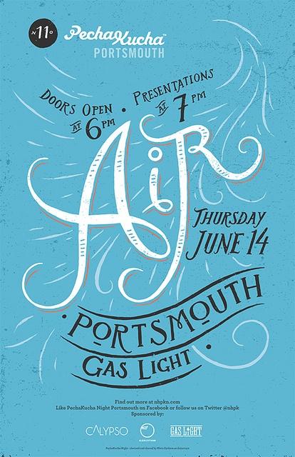 PechaKucha Night Portsmouth #11: Air