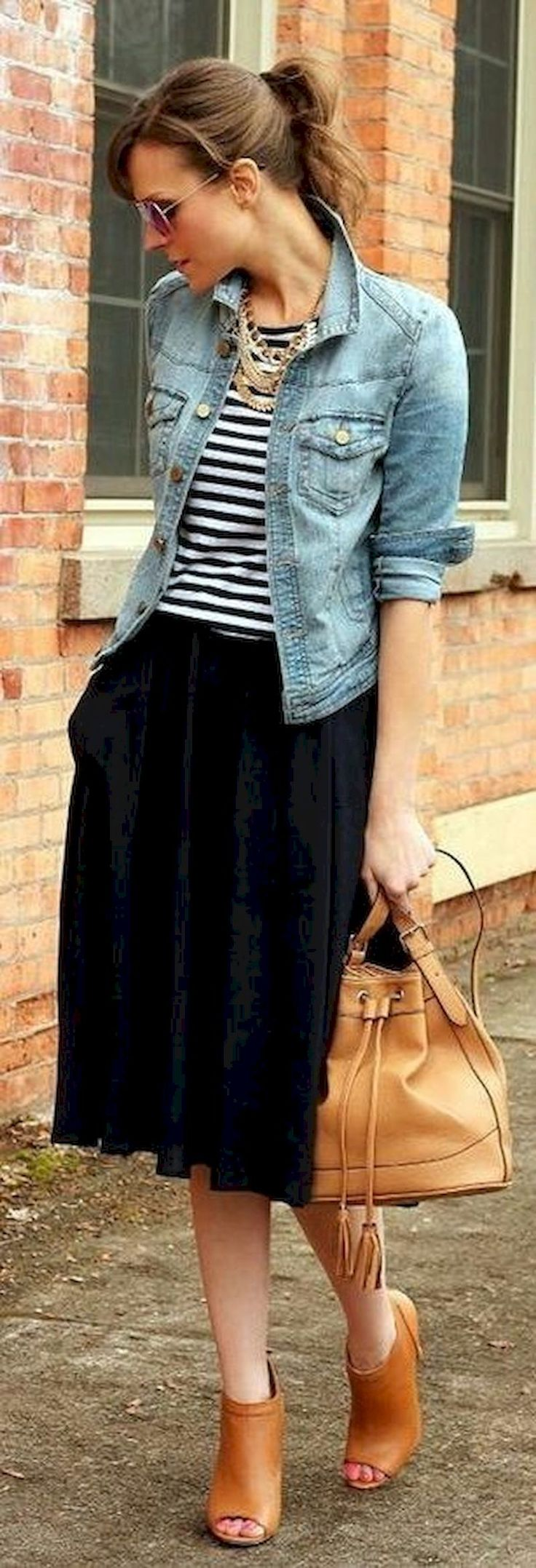 44 Top Trending Outfits for Summer Street Style