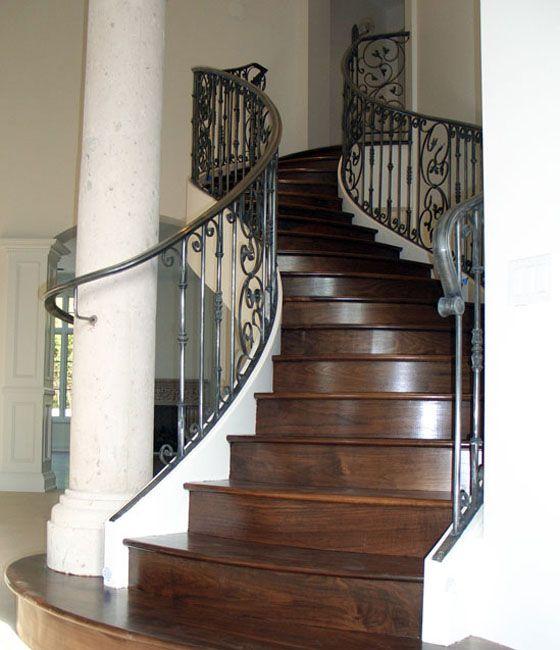 1000 ideas sobre barandillas de hierro forjado en pinterest barandillas de hierro y escaleras - Barandillas de hierro ...