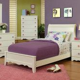 Found it at Wayfair - Dulce Sleigh Customizable Bedroom Set