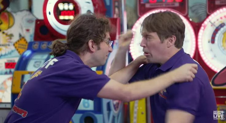 Kyle Mooney And Beck Bennett Scored The Best Minimum Wage Jobs Ever On 'SNL'