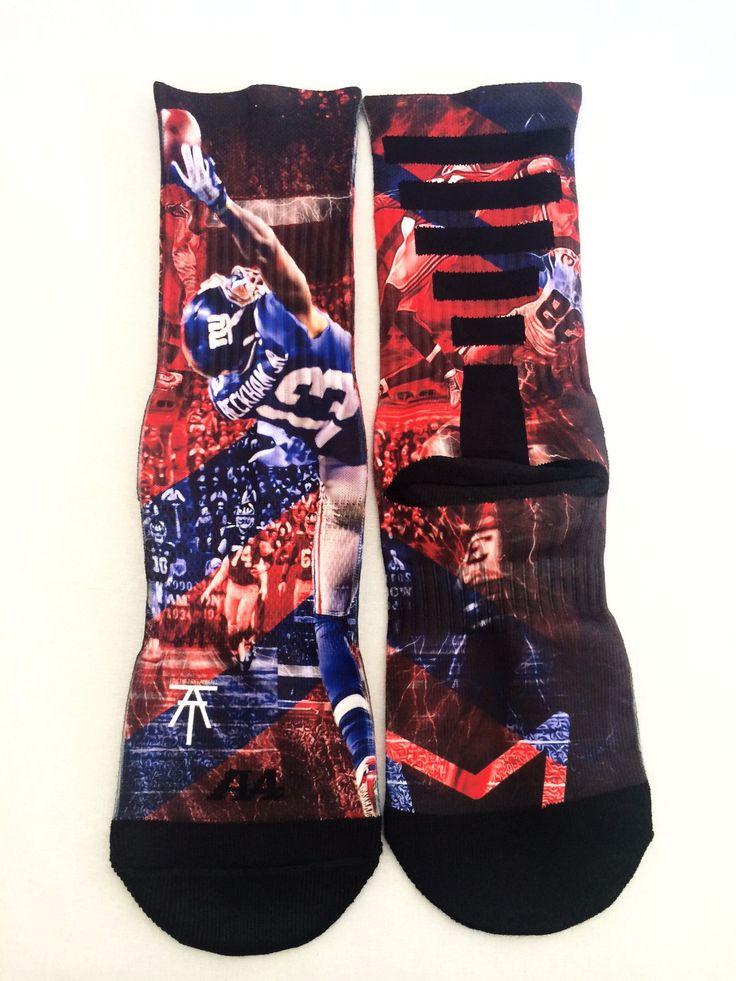 Odell Beckham Jr. Performance Socks