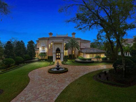 39 best images about florida luxury real estate mansions central florida luxury homes for Designer homes of central florida