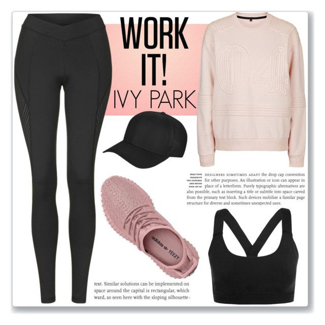 WORK IT!! by yannarc on Polyvore featuring polyvore fashion style Topshop Ivy Park clothing