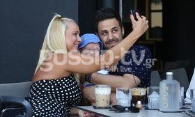 Η ωραιότερη selfie με τον γιο τους   Ο Γιώργος Γιαννιάς και η Ελευθερία Παντελιδάκη βιώνουν την ωραιότερη περίοδο της ζωής τους.  from Ροή http://ift.tt/2gy9OQ8 Ροή