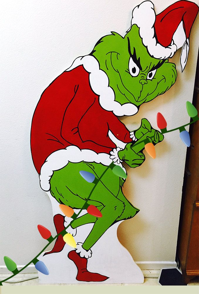 Best 20 the grinch ideas on pinterest how grinch stole for Art decoration pdf