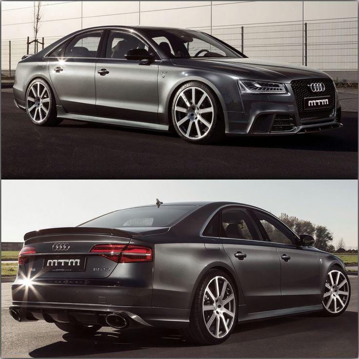 Audi RS8 (MTM S8 Talladega)