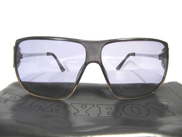 Playboy Sunglasses Designer Womens Ladies Oversized Glasses Cat Eye Eyewear