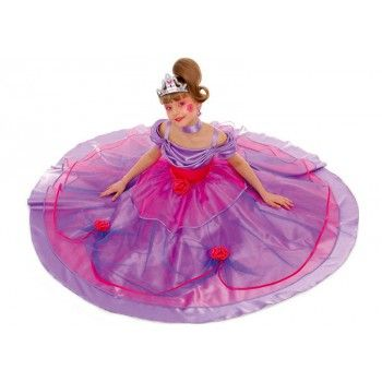 Déguisement Princesse Bal des Roses pour fillette de 5 à 10 ans   #robe #princesse #costume #fillette #fille #fete