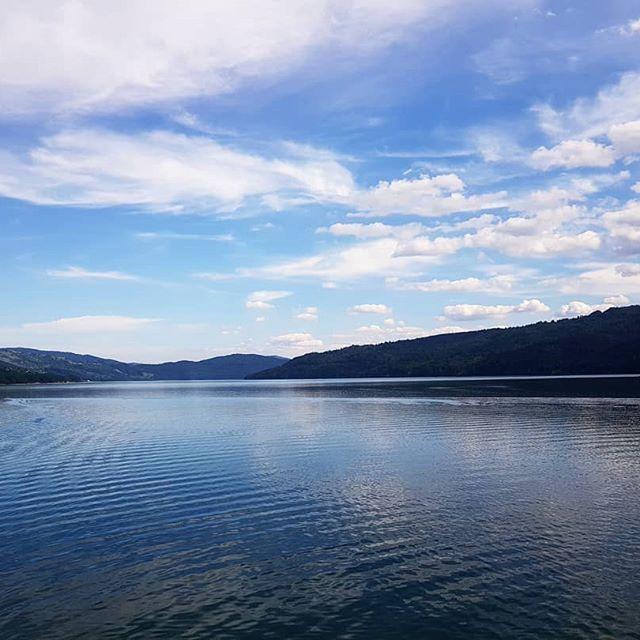 Landscape Landscapephotography Lake Sky Blue Forest Lakeandforest Bleulake Landscape Landscapephotograp In 2019 Landscape Photography Landscape Forest