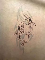 Cool Tattoos on Pinterest | Dolphins Tattoo Tribal Dolphin Tattoo and ...