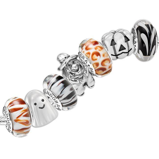 Pandora Halloween Charms