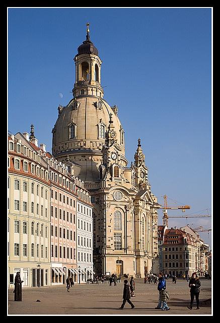 dresden, a baroque heart - herzen. ;)