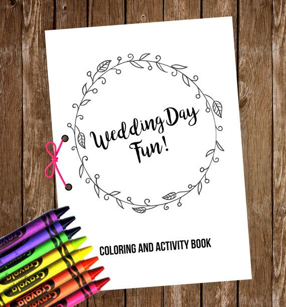 Free Wedding Book: Best 25+ Wedding Coloring Pages Ideas On Pinterest