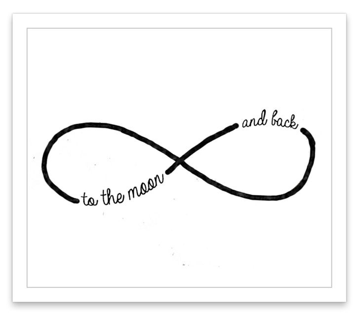 """Show your eternal love with our To the Moon and Back Tattoo! - MADE IN THE USA - Dimension: 1.5"""" x 2"""" - Safe and non-toxic All orders must be a minimum of $10.00. FREE PRIORITY SHIPPING $25.00 and ove"""