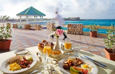 The only thing better than breakfast in bed #80Degrees: Resorts Hotels, Beaches, Beach Resorts, All Inclusive Stay, St Maarten, Maho Beach, Casino, Beach Vacations