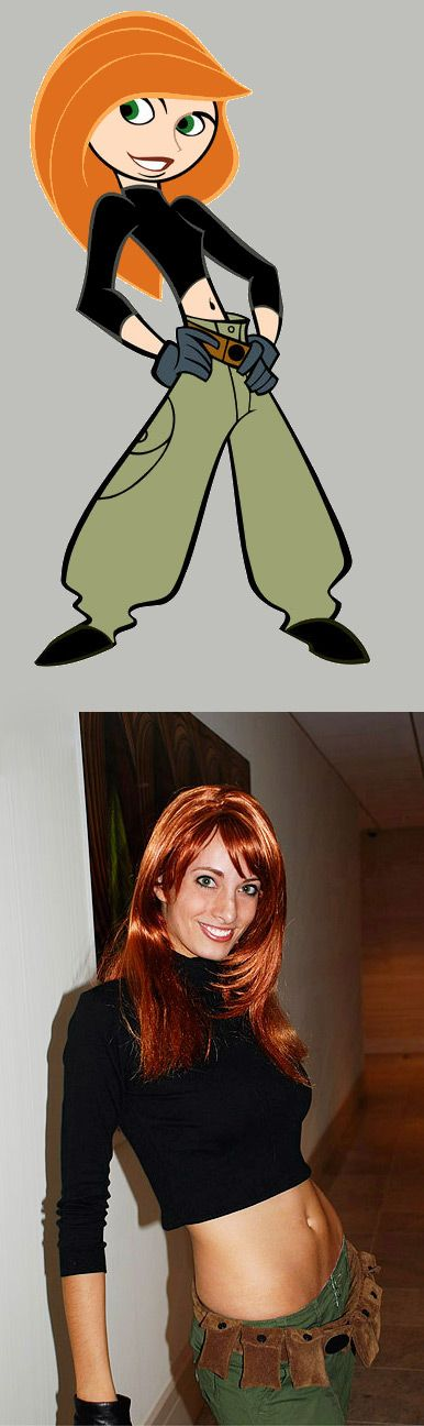 Kim Possible #Cospaly by Katie George