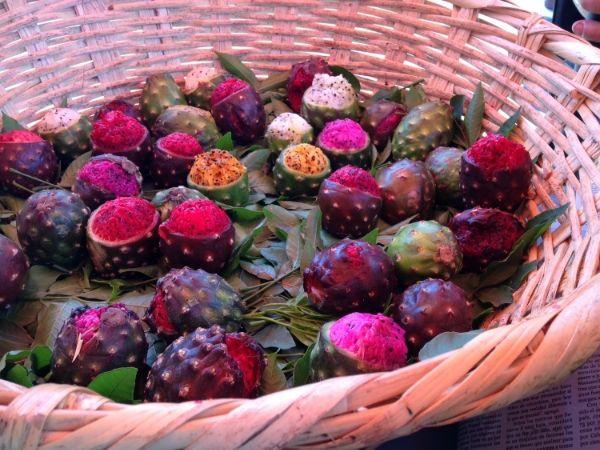 Pitayas (cactus fruit) in Colima, Mexico. #travel #Colima #Mexico