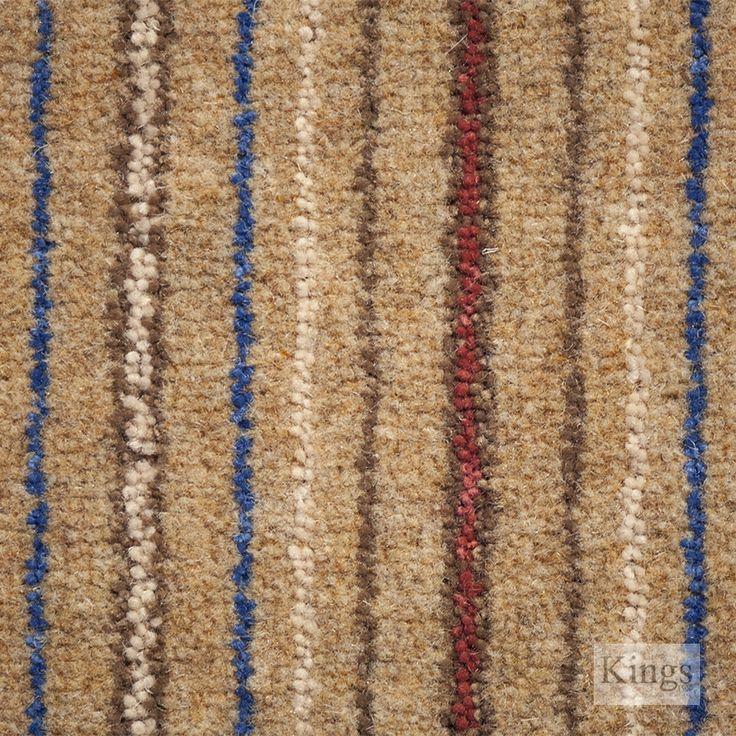 Adams #Carpets Kasbah Stripe Brazil www.kingsinteriors.co.uk/flooring/striped-carpet