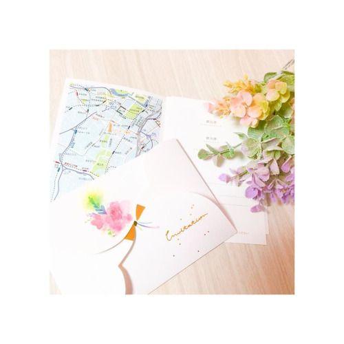 2/18大安に招待状を発送し 返信ハガキが届き始めました . こんなに嬉しく待ち遠しいものだとは . #プレ花嫁... #wedding #weddings