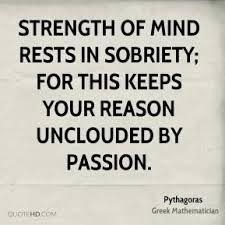 Pythagoras quotes about math