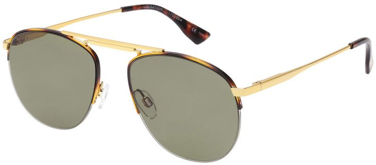 Le Specs - Liberation Dark Gold