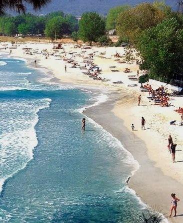 """""""Golden beach"""", Thassos Island / Χρυσή Αμμουδιά, Θάσος"""