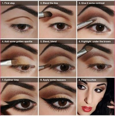 From how to get the perfect winged eyeliner to natural solutions to Botox! #24 w