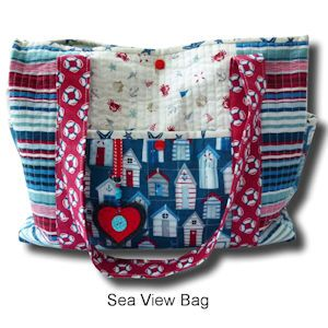 FREE Makower Sea View Bag Pattern