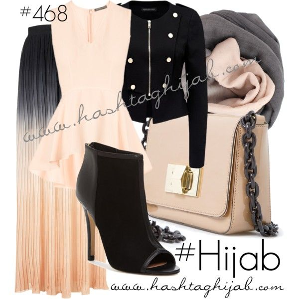 Hashtag Hijab Outfit #468 by hashtaghijab on Polyvore featuring Alexander McQueen, Forever New, Coco's Fortune, Renvy, MANGO, Brunello Cucinelli and hijab