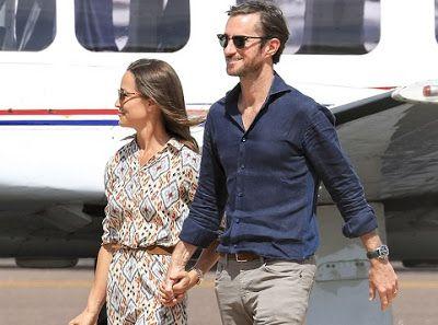 Pippa Middleton & James Matthews Continue Their Whirlwind Australian Honeymoon