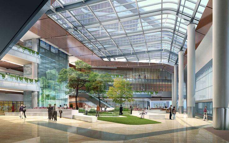 Hongqiao International Medical Center Shared Facility, Shanghai