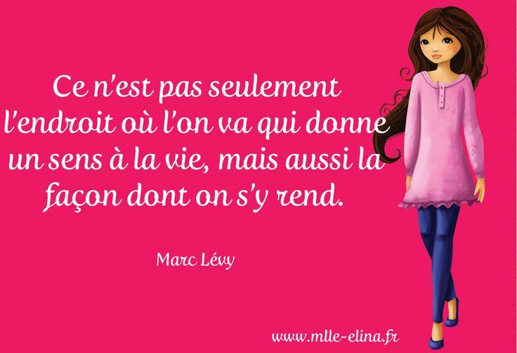 Citation  #mode #enfant www.mlle-elina.fr
